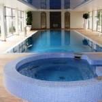 Spa z basenem kąpielowym Europool